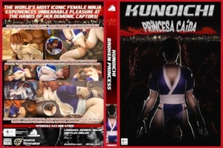 Kunoichi - Princesa Caída